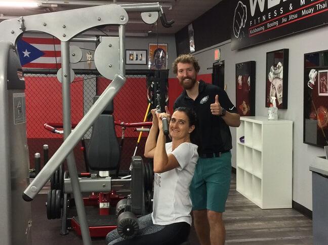 rotator cuff surgery the training room